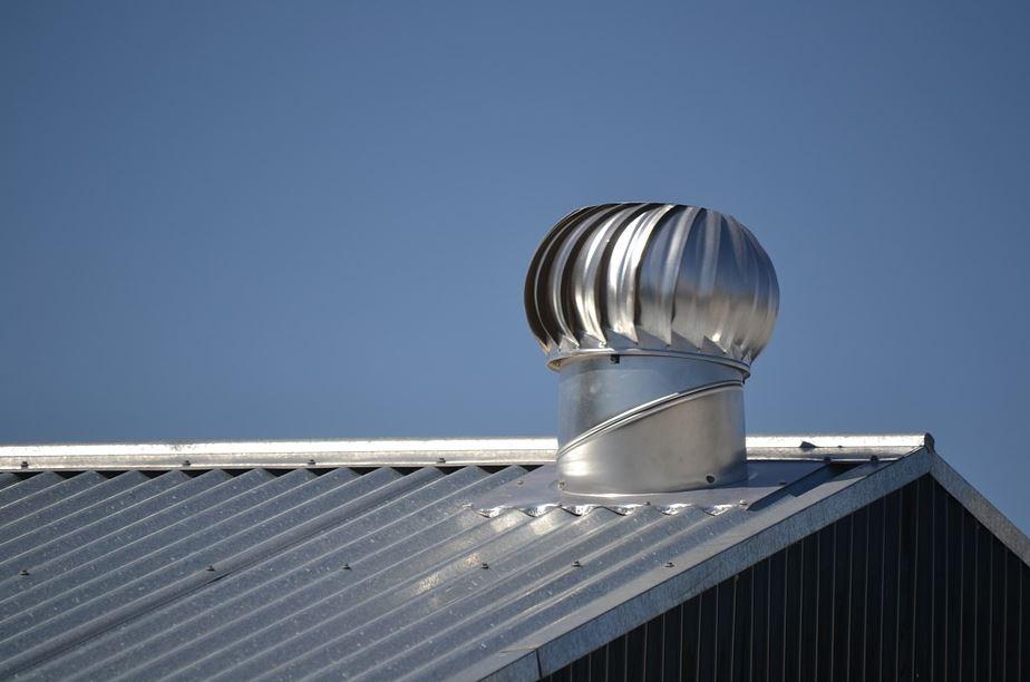 Ventilación Naves Industriales - Sama